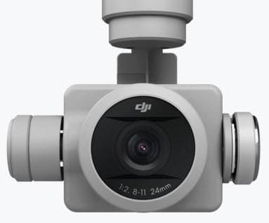 DJI 4 Phantom kamera