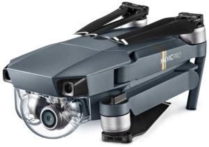 DJI Mavic drone til hjemmebrug